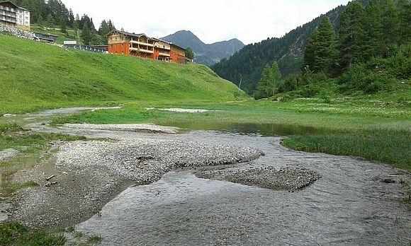 Niedermoor in Obertauern