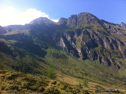 Almgebiet im Nationalpark Hohe Tauern