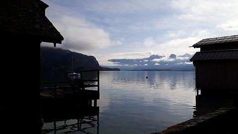 Steganlagen Bootshäuser Badehäuser, Foto: Gishild Schaufler
